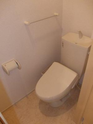 【トイレ】フラワー・レイ