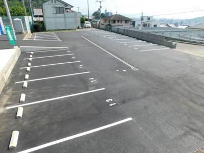 【駐車場】Sora-La祝谷