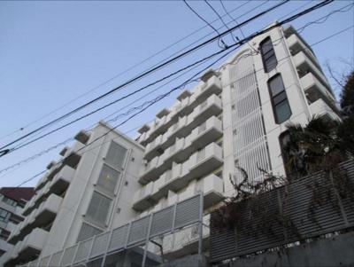 【外観】ヴェラハイツ新宿