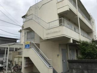 【外観】愛媛県松山市枝松1丁目一棟マンション