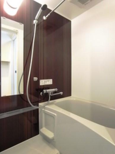 【浴室】アルヴィータ北新宿