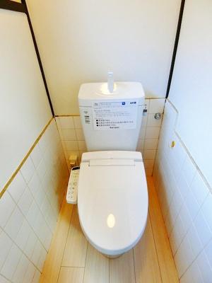 【トイレ】神野町戸建