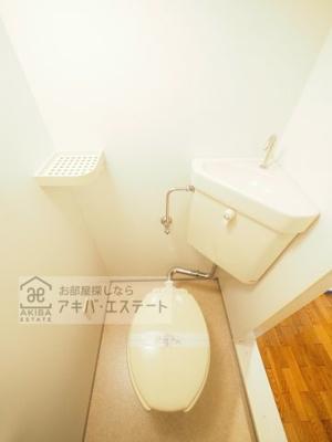 【トイレ】Nasic東上野