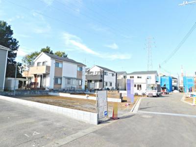 【その他】入間市小谷田1丁目・全13棟 建築条件なし土地 L区画