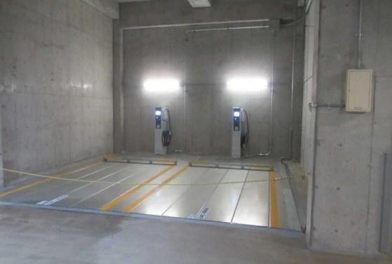 【駐車場】THE CENTER TOKYO