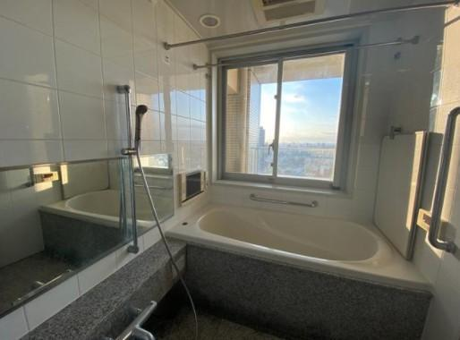 【浴室】THE CENTER TOKYO