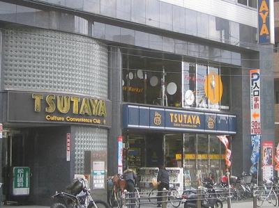 TSUTAYA今福鶴見店まで114m