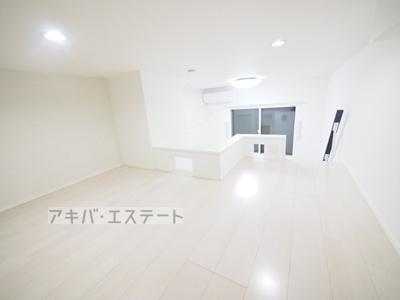 ロフトは最大高さ120cm~140cm♪寝室として使えます!※同一仕様写真