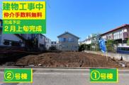 Cradle garden東村山市富士見町第18-全2棟の画像