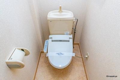 【トイレ】アメニティー大井