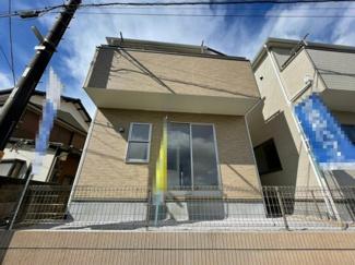 【外観】調布市柴崎1丁目 新築一戸建て 京王線 柴崎駅