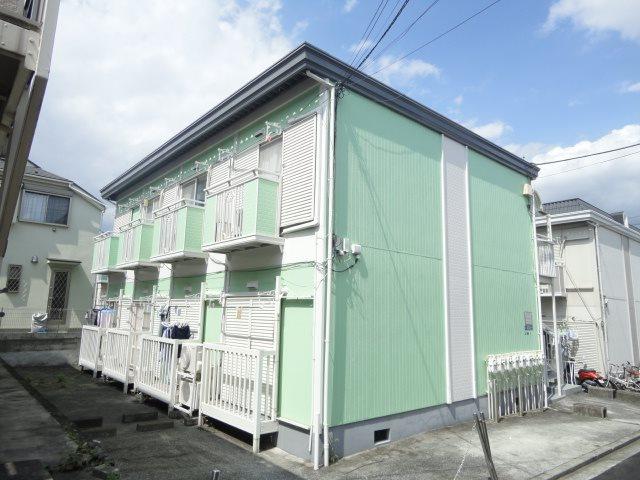 【外観】サンハウスⅡ