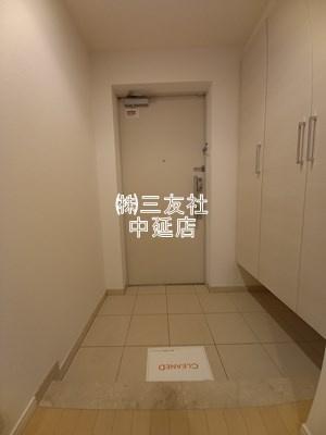【玄関】メルヴェーユ馬込