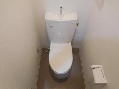 【トイレ】西荻セントラルマンション