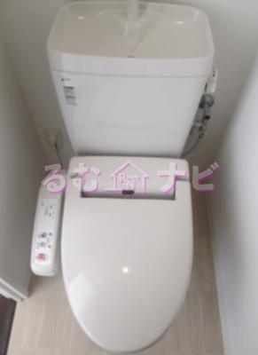 【トイレ】エフ・パルク高宮