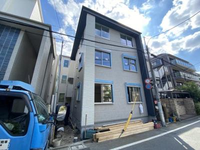 【外観】(仮称)浮間舟渡新築アパート
