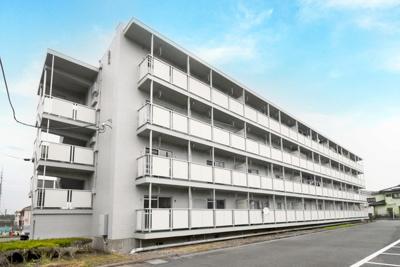 【外観】ビレッジハウス中貫4号棟