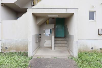 【エントランス】ビレッジハウス東光台2号棟