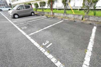 【駐車場】ビレッジハウス北条2号棟