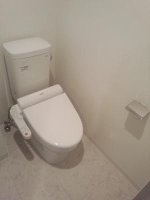 【トイレ】ライジングプレイス浅草四番館