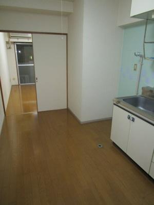 【居間・リビング】NICハイム横須賀中央第2