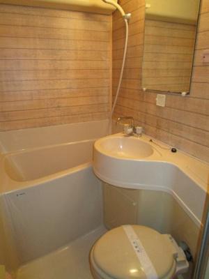 【浴室】NICハイム横須賀中央第2