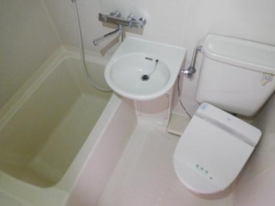 【浴室】クリオ荻窪壱番館
