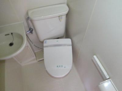 【トイレ】クリオ荻窪壱番館