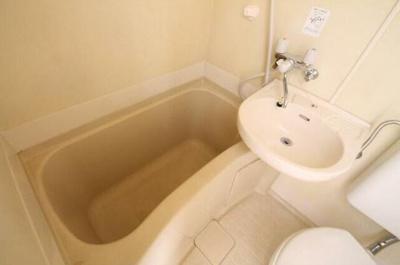 【浴室】ハイツ村尾