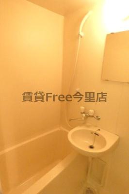 【浴室】サンフィールド今里 仲介手数料無料