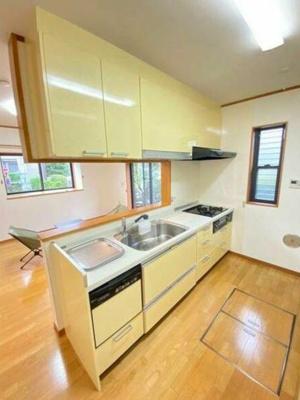 【キッチン】Sunny Terrace
