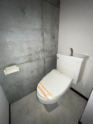 【トイレ】12月森スタシオン
