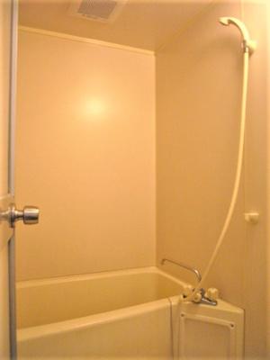 【浴室】12月森スタシオン