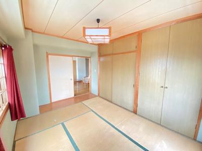 【和室】カーサ三萩野(No.7084)