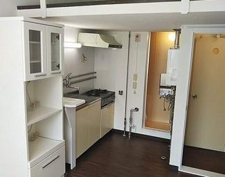 【キッチン】札幌市豊平区月寒東二条3丁目一棟アパート