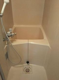 【浴室】札幌市豊平区月寒東二条3丁目一棟アパート