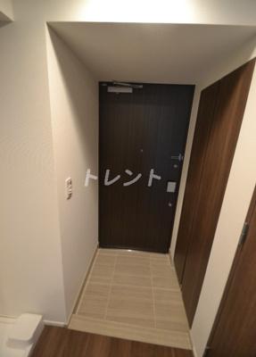 【玄関】市谷仲之町ビューアパートメント