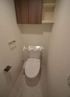 【トイレ】市谷仲之町ビューアパートメント