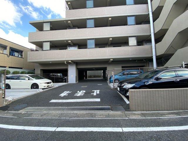 駐車場 空き要確認