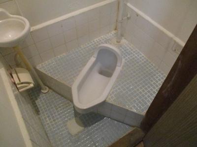 【トイレ】ビスタ安立
