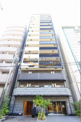【外観】プレサンス心斎橋ブライト