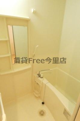 【浴室】プレアデス東中本 仲介手数料無料