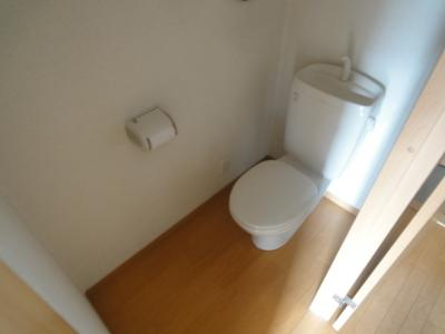 【トイレ】サンビレッジ府中A棟