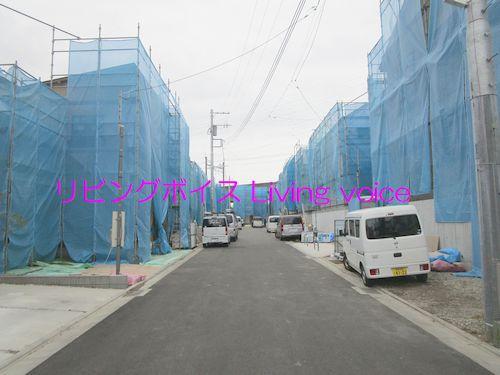 施工例 相模原市中央区宮下本町2期 新築一戸建て 全9棟