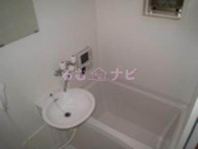 【浴室】ドリームパレス高宮