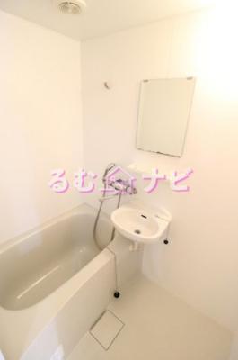 【浴室】ハイム長住