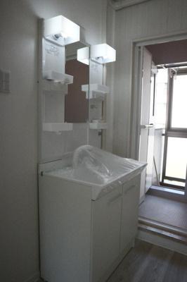 【独立洗面台】狩口台住宅34号棟
