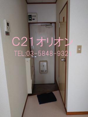 【玄関】ハイムリバティ