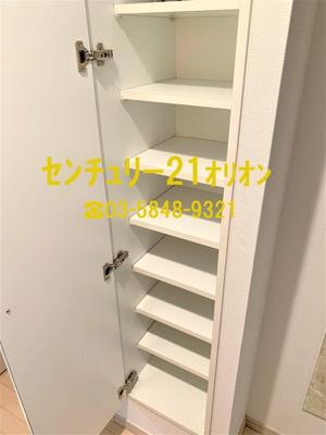【収納】GALA Station 練馬(ネリマ)