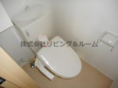 【トイレ】レジデンス・Ⅶ棟